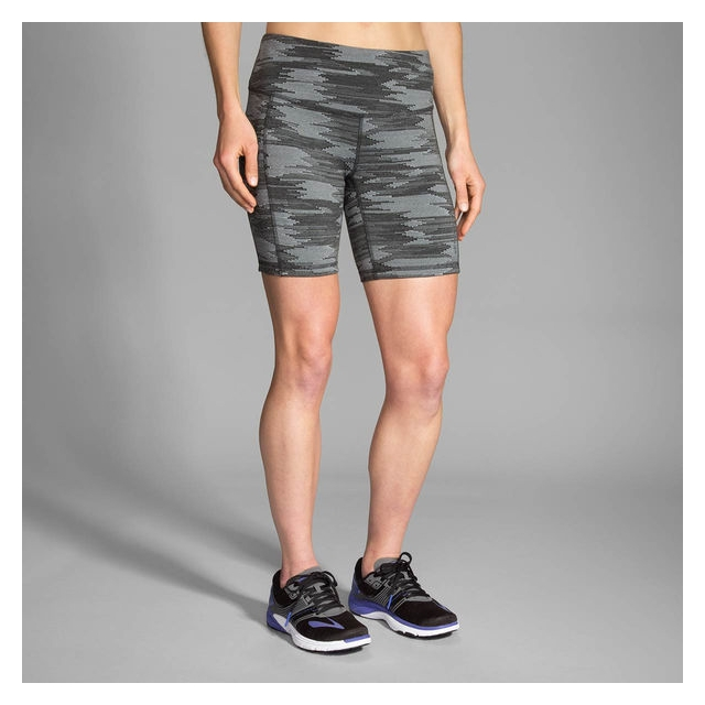 "Brooks Running - Women's Greenlight 7"" Short Tight"