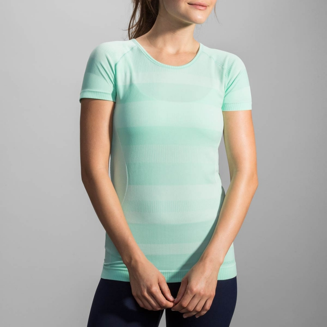 Brooks Running - Women's Streaker Short Sleeve