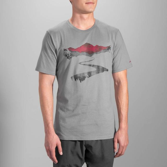 Brooks Running - Long Road T-Shirt