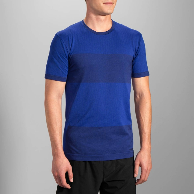 Brooks Running - Streaker Short Sleeve