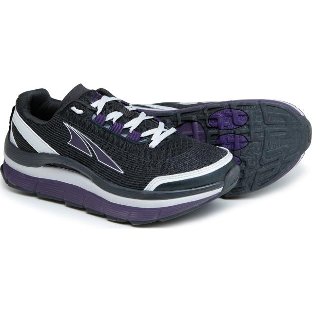 Altra - Olympus 1.5 Running Shoe Womens - Black / Purple 9.5