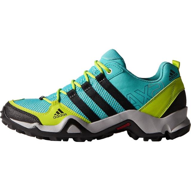 Adidas - AX 2 Shoe Womens - Semisolarslime/Blk/Vivid Mint 9