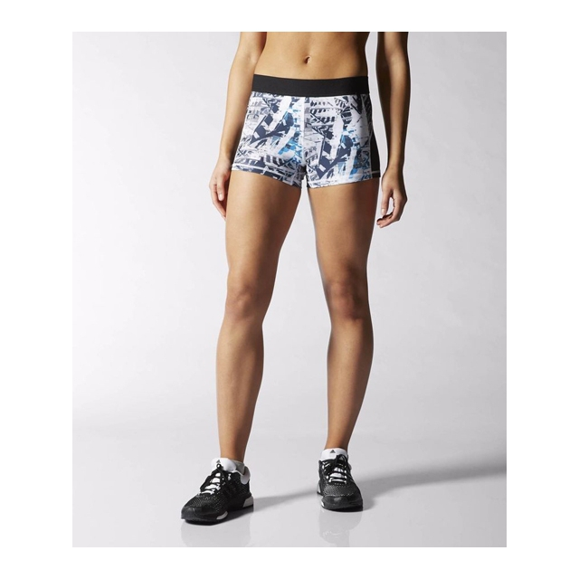 Adidas - - Techfit BoyShort 3in Uwild