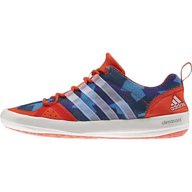 Adidas - Men's Climacool Boat Lace Graphic Shoe