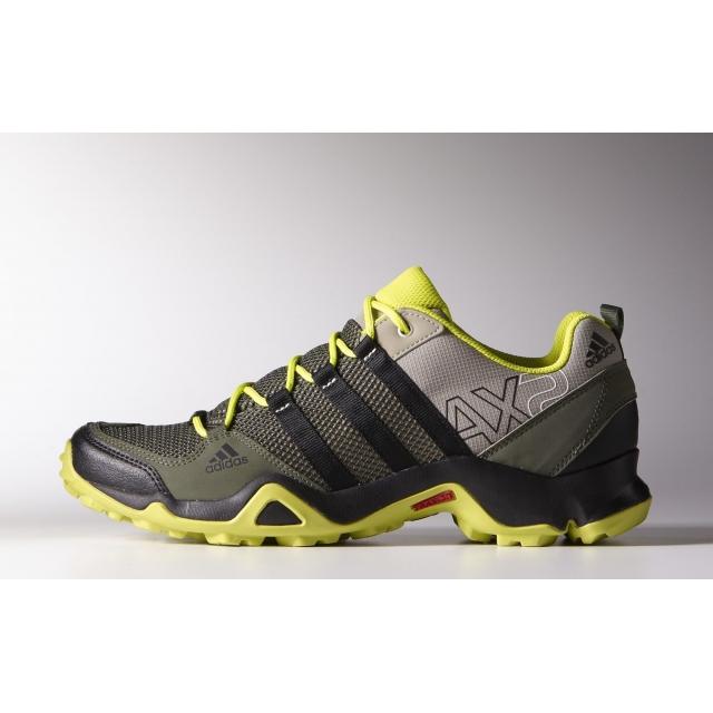 Adidas - - AX2 - 10.5 - Base Green/Black/Semi Solar Yellow