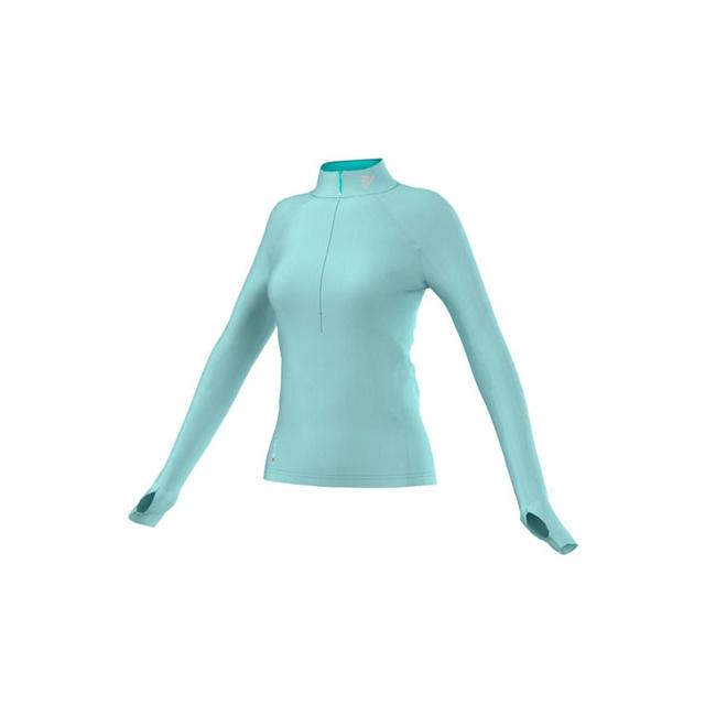 Adidas - Terrex Icesky 1/2 Zip Long Sleeve Women's