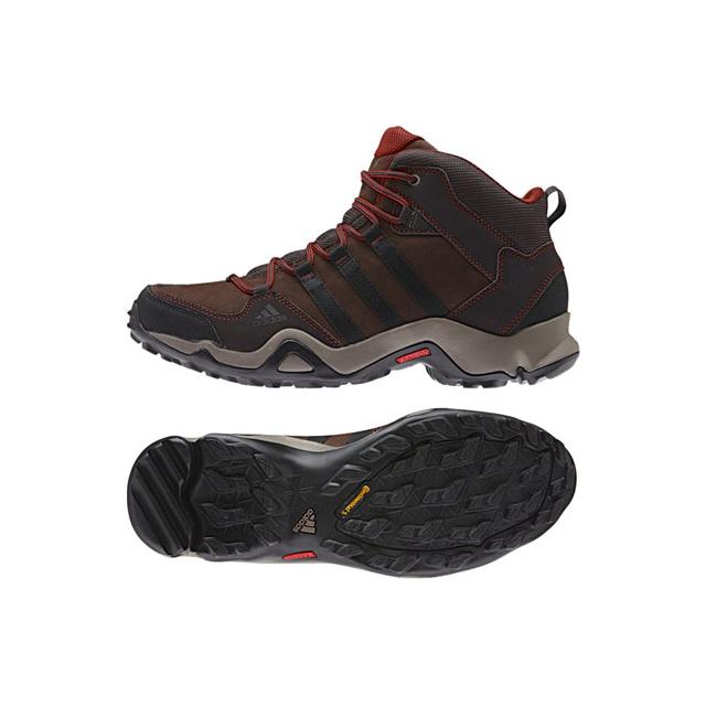 Adidas - Brushwood Mid Leather Men's