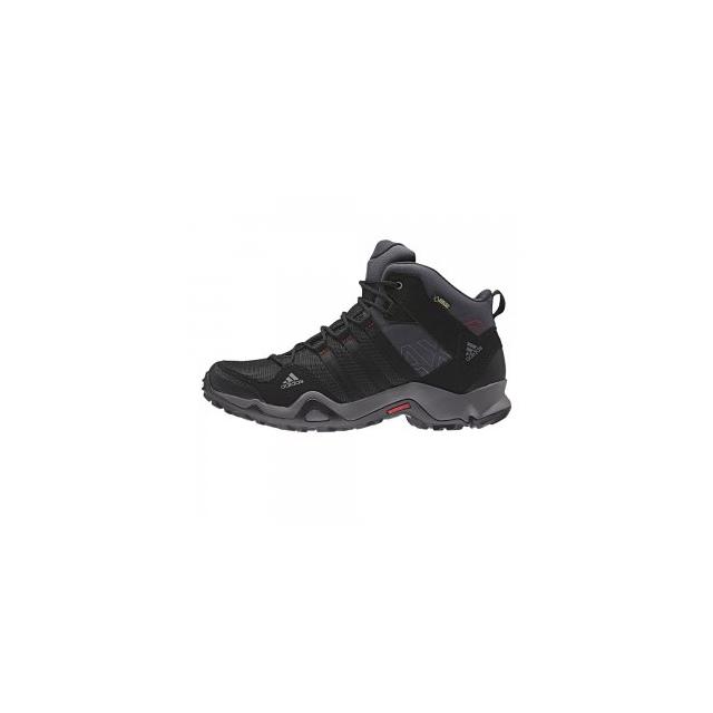 Adidas - AX2 Mid GORE-TEX Hiking Boot Men's, Dark Grey/Black, 10