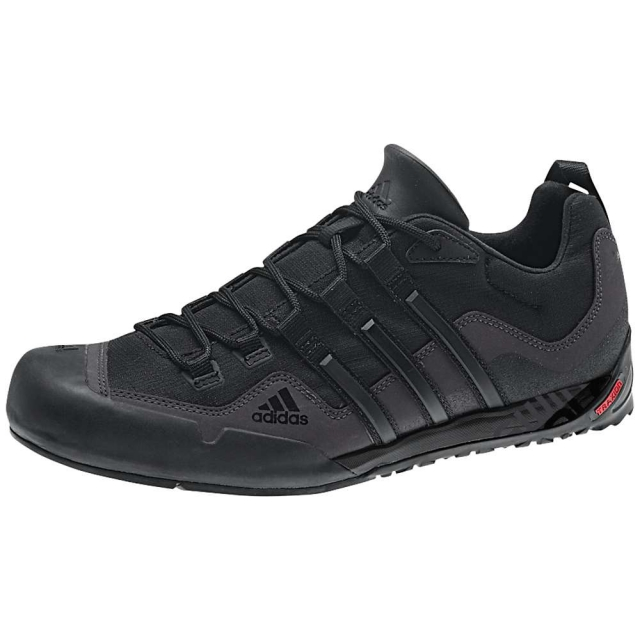 Adidas - - Terrex Swift Solo - 12 - Black/Black/Lead