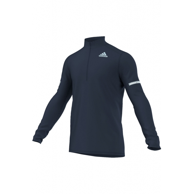 Adidas - Men's Sequencials 1/2 Zip LS - M62486 M