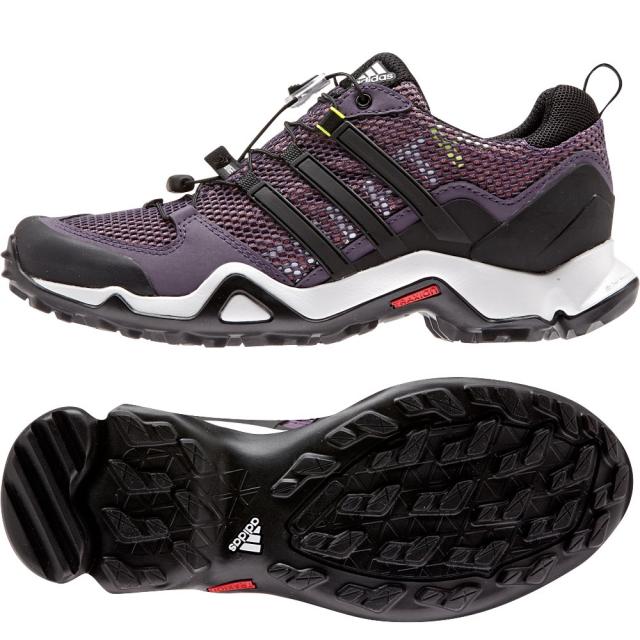 Adidas - Terrex Swift R Shoe Womens - Raw Pink/Black/Ash Purple 7