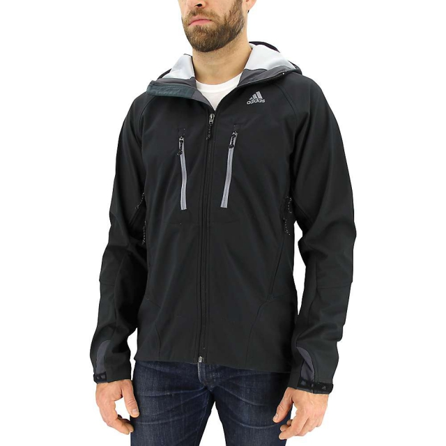 Adidas - Men's All Outdoor Swift Softshell Hoodie
