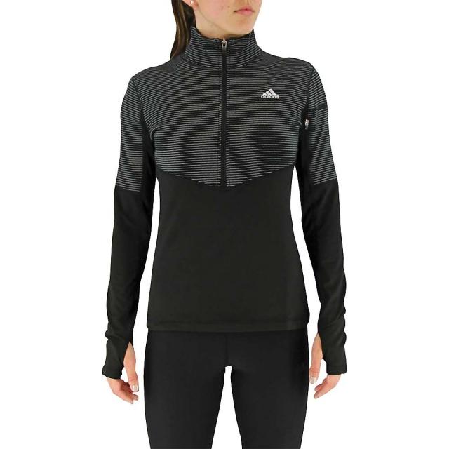 Adidas - Women's Light Weight 1/2 Zip Top