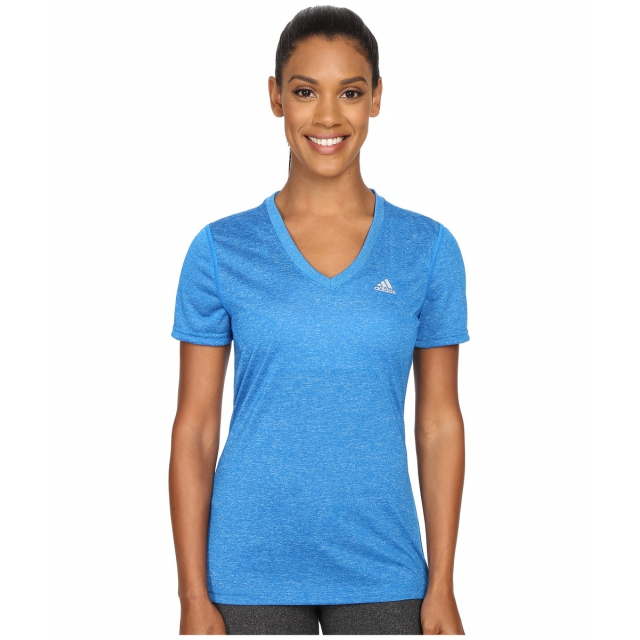 Adidas - Women's Ultimate V-Neck Tee Shirt