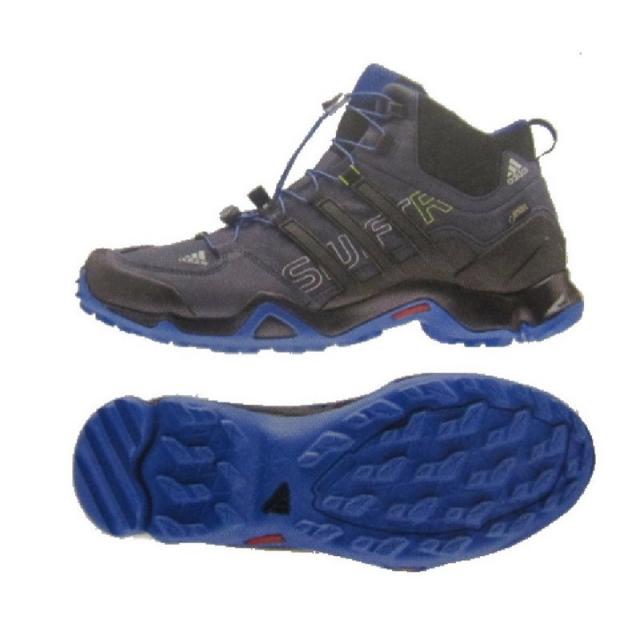 Adidas - Men's Terrex Swift R Mid GTX Shoes/Sneakers