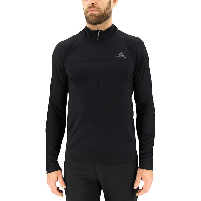Adidas - Men's 37.5 1/2 Zip LS Top