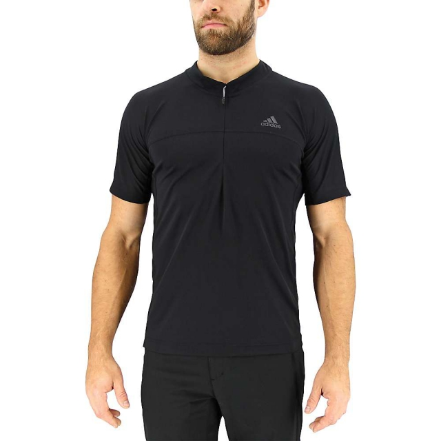 Adidas - Men's 37.5 1/2 Zip SS Top