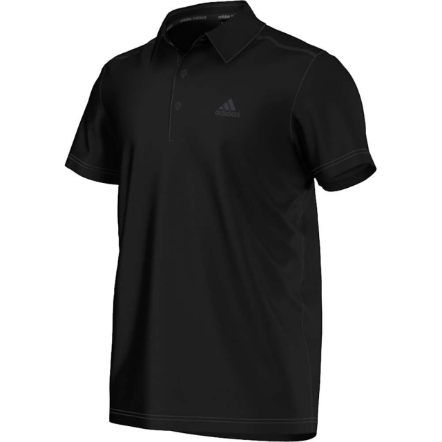 Adidas - Men's Hiking Polo Tee