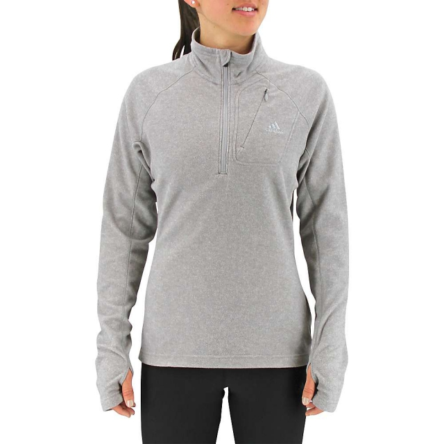 Adidas - Women's Hiking Reachout Fleece Top