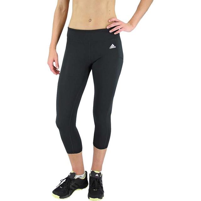 Adidas - Women's Clima Studio Mid Rise 3/4 Tight