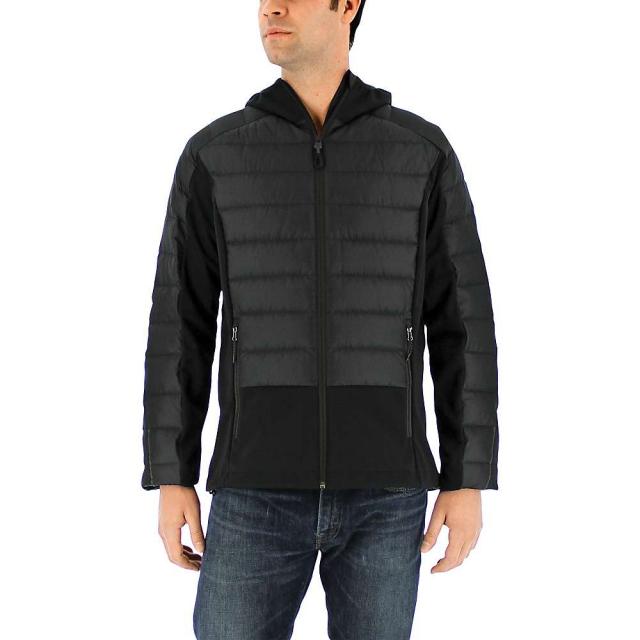 Adidas - Men's Hybrid Down Jacket
