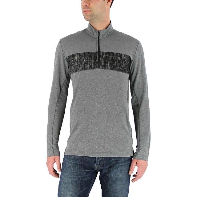 Adidas - Men's Half Zip LS Top