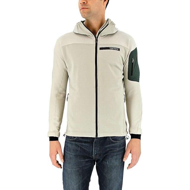 Adidas - Men's Terrex Stockhorn Fleece Hooded Jacket