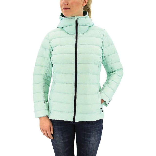 Adidas - Women's Light Down Hooded Jacket