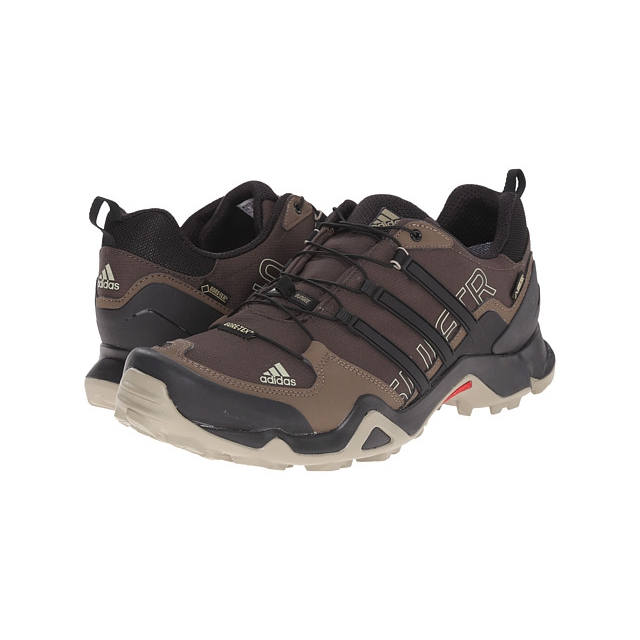 Adidas - - Terrex Swift R GTX - 11.5 - Umber/Black/Grey Blend