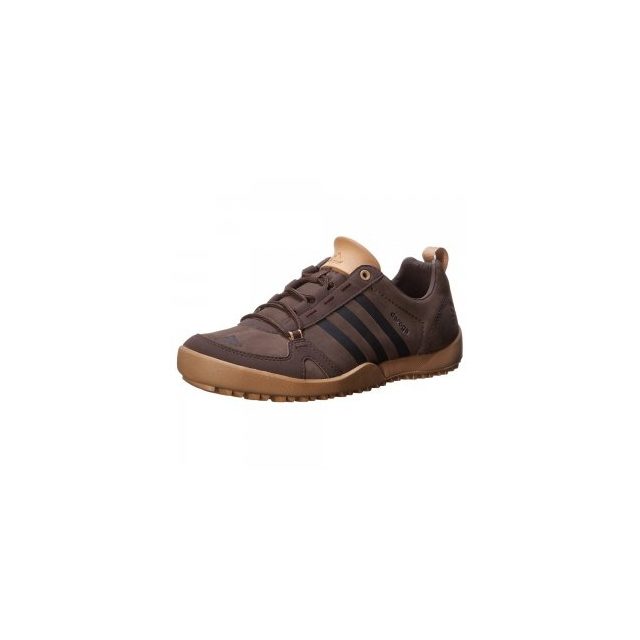 Adidas - Daroga Two 11 LEA Shoe Men's, Mustang Brown, 14