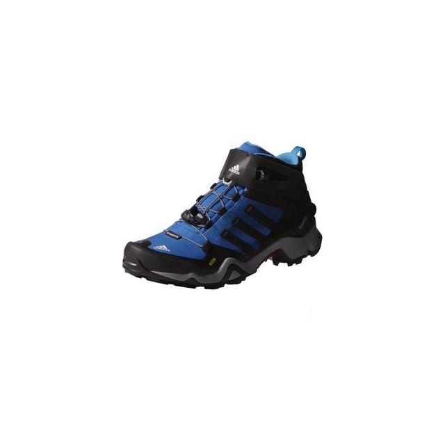 Adidas - Terrex Fastshell Mid Boot Men's, Blue/Black, 8