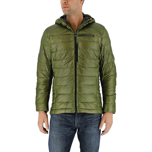 Adidas - Men's Terrex Climaheat Agravic Down Hooded Jacket