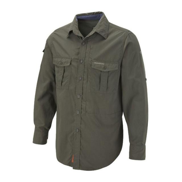 Craghoppers - Men's NosiLife Long Sleeve Shirt