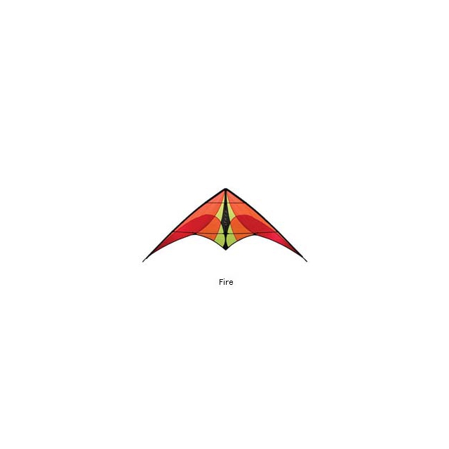 Prism Designs - Jazz Sport Kite - Fire