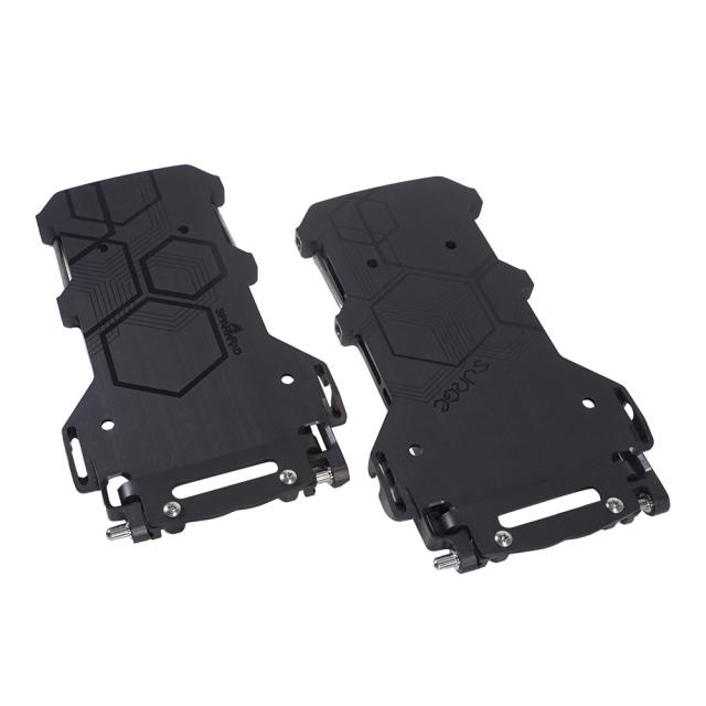 Spark R And D - - Surge Baseplate Kit - MEDIUM - Black