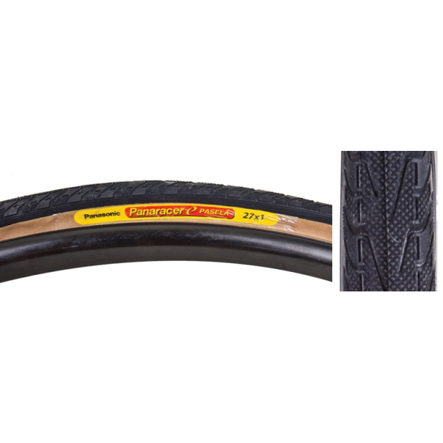 Panaracer - - Pasela 27x1- 1/8 Tire  - 118 - Wire