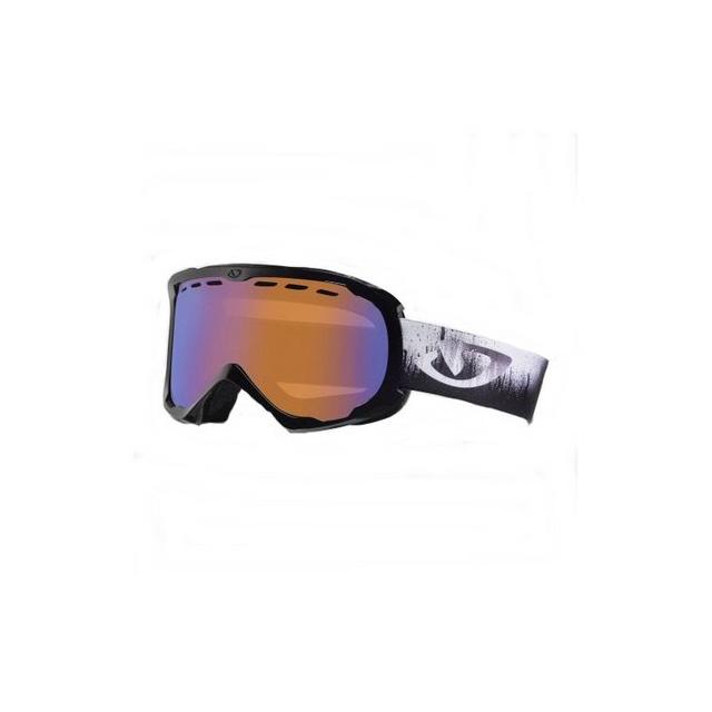 Giro - Focus Black Emulsion Goggle