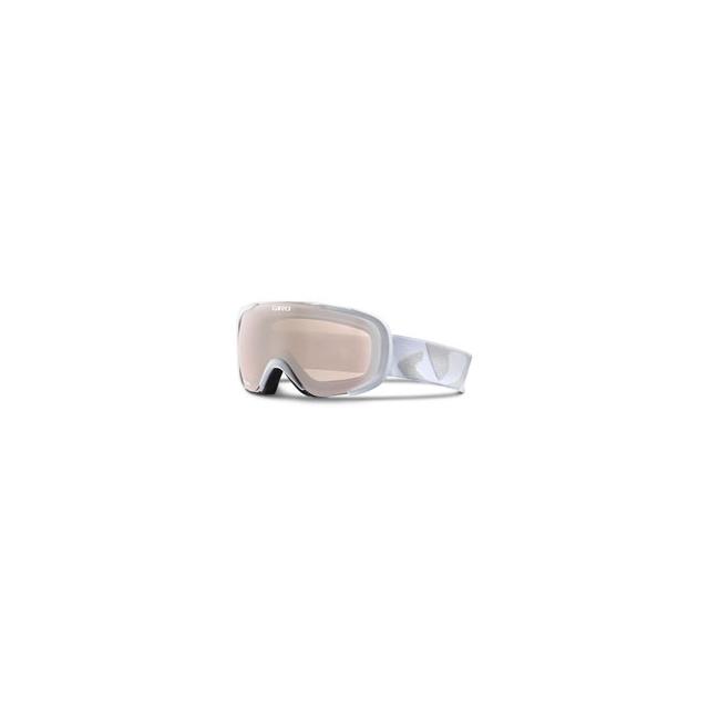 Giro - Compass Ski Goggle - Men's - White Icon/Rose Silver