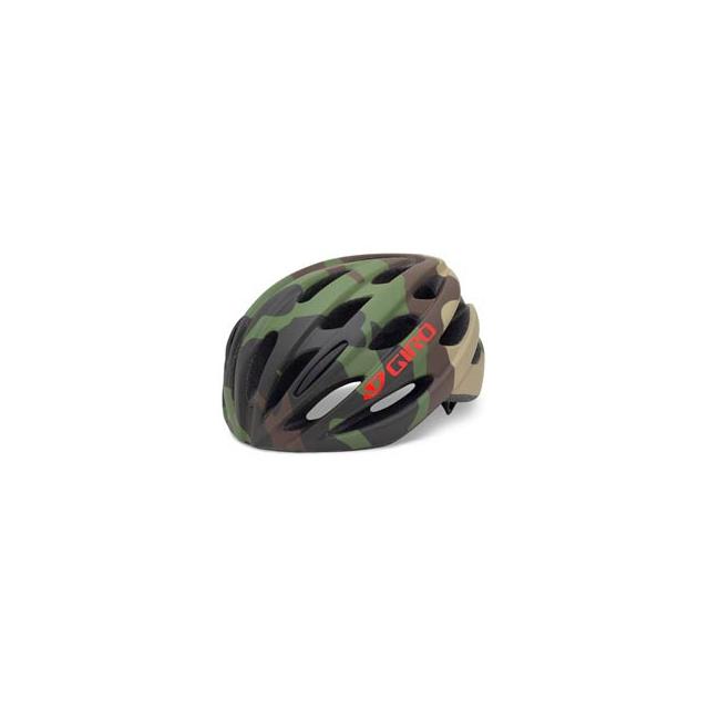 Giro - Tempest Cycling Helmet - Kids - Matte Green Camo