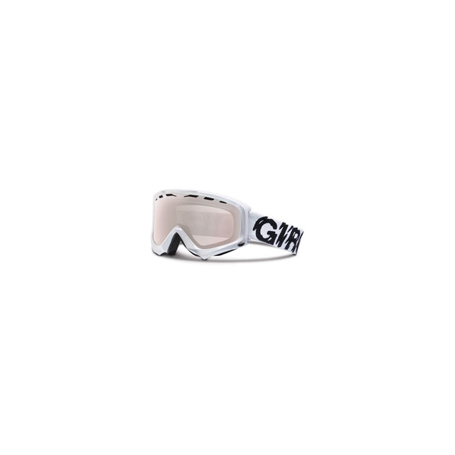 Giro - Station Ski Goggle - Men's - White Static/Rose Silver