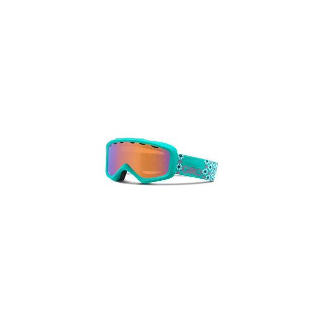 Giro - Charm Ski Goggle Women's - Truquoise Mosaic/Persimmon Boost