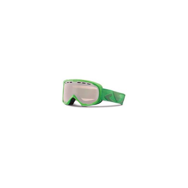 Giro - Focus Ski goggle - Men's - Bright Green Icon/Rose Silver