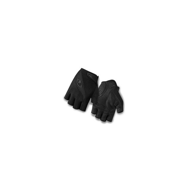 Giro - Bravo Cycling Glove - Mono Black In Size: Small
