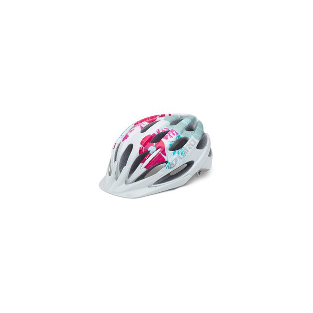 Giro - Raze Cycling Helmet - Kid's - White/Pink Wailua