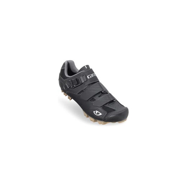 Giro - Privateer HV WIDE Cycling Shoe - Black/Gum In Size: 41.5