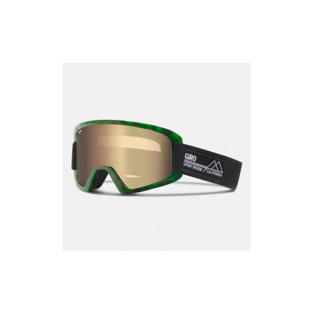 Giro - Semi Goggle - Amber Gold Green Tortoise Medium