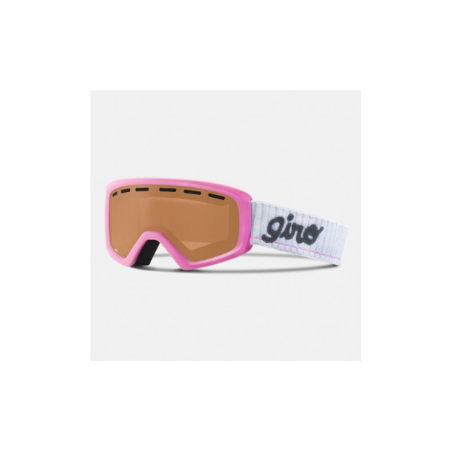 Giro - Rev Goggle - Amber Rose Light Pink Notebook Medium