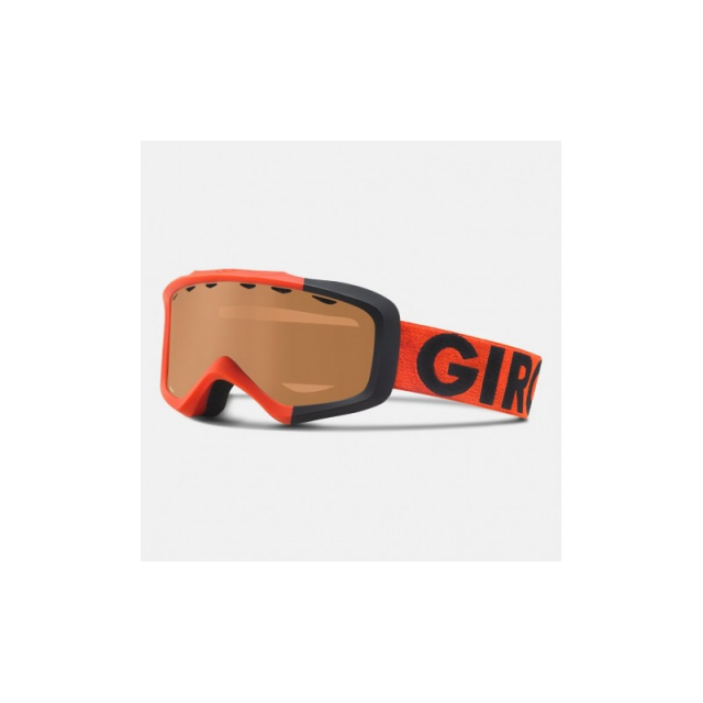 Giro - Grade Goggle - Persimmon - Sale Glowing Red Color Block Medium