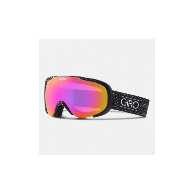 Giro - Field Goggle - Amber Pink Black Mini Dots Medium