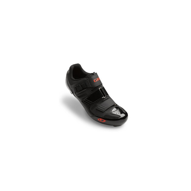 Giro - Apeckx II Road Shoe - Men's - Black/Bright Red In Size